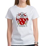 Colomina Family Crest Women's T-Shirt