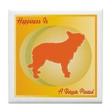 Berger Happiness Tile Coaster
