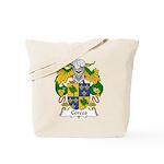 Cerezo Family Crest Tote Bag