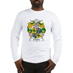 Cerezo Family Crest Long Sleeve T-Shirt