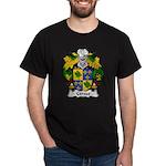 Cerezo Family Crest Dark T-Shirt