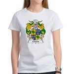 Cerezo Family Crest Women's T-Shirt