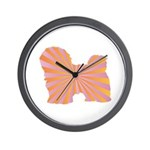 Coton Rays Wall Clock