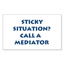 """Sticky Situation? Call A Mediator"""