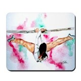 spirit of '76 Gymnastics Mousepad