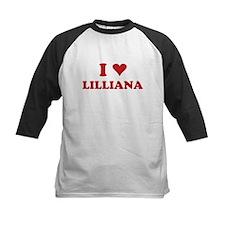 I LOVE LILLIANA Tee