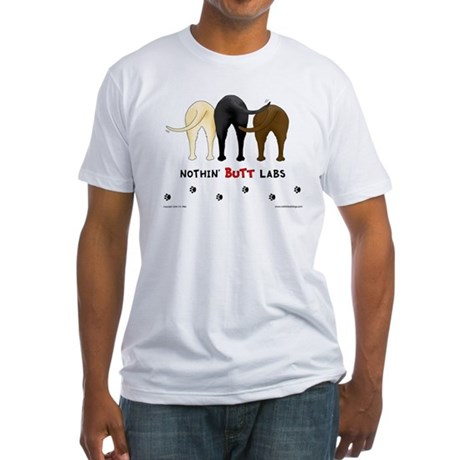 Nothin' Butt Labs Fitted T-Shirt