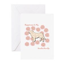 Kooiker Happiness Greeting Cards (Pk of 10)