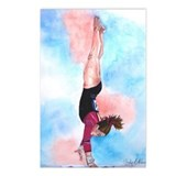 Bars Gymnastics Postcards (Package of 8)