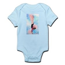 Bars Gymnastics Infant Creeper