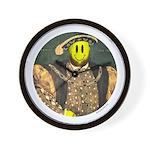 Smiley VIII Wall Clock