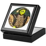Smiley VIII Keepsake Box