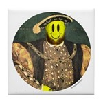 Smiley VIII Tile Coaster