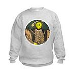 Smiley VIII Kids Sweatshirt