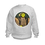 Smiley VIII Kids Sweatshirt