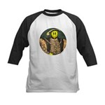 Smiley VIII Kids Baseball Jersey