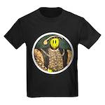 Smiley VIII Kids Dark T-Shirt