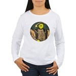 Smiley VIII Women's Long Sleeve T-Shirt
