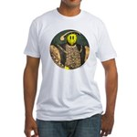 Smiley VIII Fitted T-Shirt
