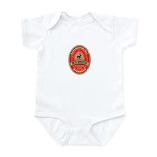 Hot Springs National Park (bo Infant Bodysuit