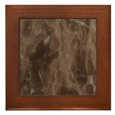 CHINA MARBLE Framed Tile