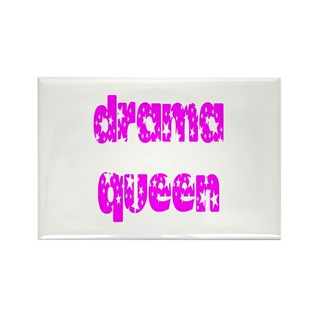 Drama Queen Rectangle Magnet (100 pack)