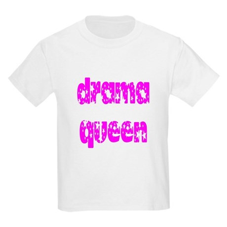 Drama Queen Kids Light T-Shirt