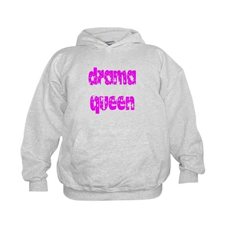 Drama Queen Kids Hoodie