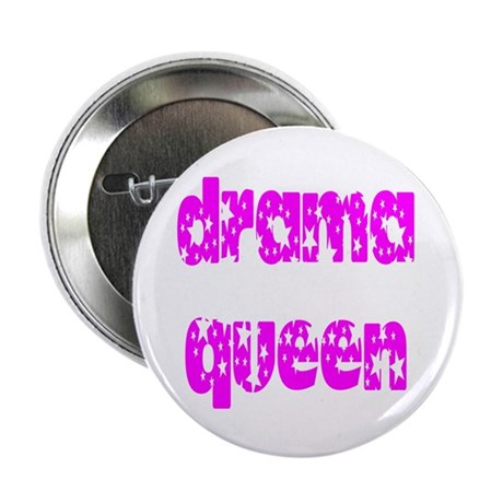 "Drama Queen 2.25"" Button (10 pack)"