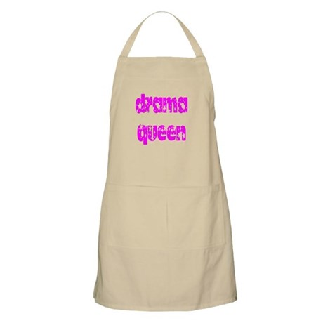 Drama Queen BBQ Apron