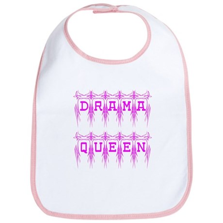 Drama Queen Bib