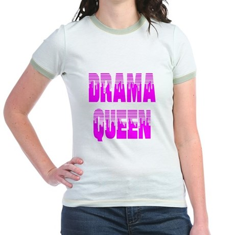 Drama Queen Jr. Ringer T-Shirt