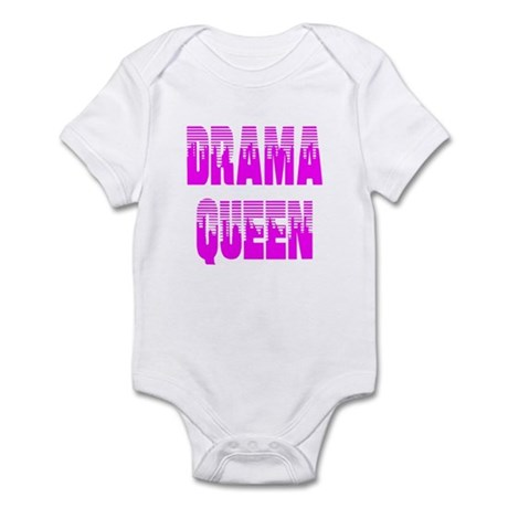 Drama Queen Infant Bodysuit