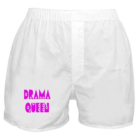 Drama Queen Boxer Shorts