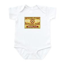 Petrified Forest National Par Infant Bodysuit