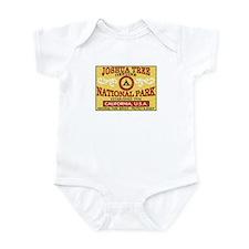 Joshua Tree National Park (La Infant Bodysuit