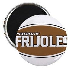 Powered By Frijoles Magnet