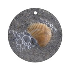 Shell Ornament (Round)