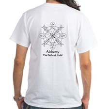 """""""The Paths of Gold"""" Alchemy T-Shirt"""