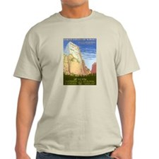 1930s Vintage Zion National Park T-Shirt