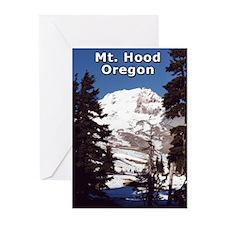 Mt. Hood, Oregon Greeting Cards (Pk of 10)