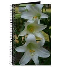 Easter Lily 3 Journal