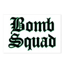 Bomb Squad Postcards (Package of 8)