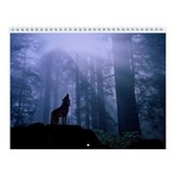 Wolf Wall Calendar