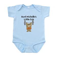 Aunts Little Cub Body Suit