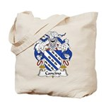 Cancino Family Crest Tote Bag