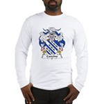 Cancino Family Crest Long Sleeve T-Shirt