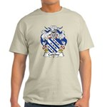 Cancino Family Crest Light T-Shirt