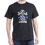 Cancino Family Crest Dark T-Shirt