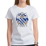 Cancino Family Crest Women's T-Shirt
